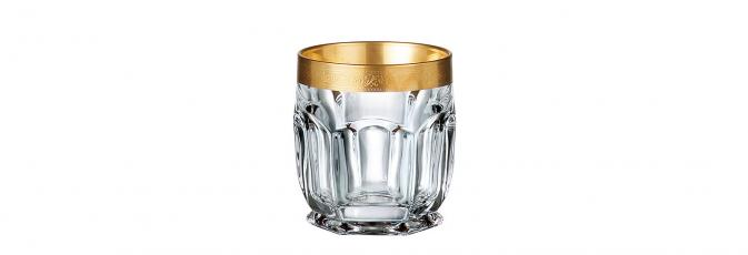 Safari gold tumbler 250